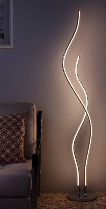 Bedroom Floor Lamps - An Interesting Design