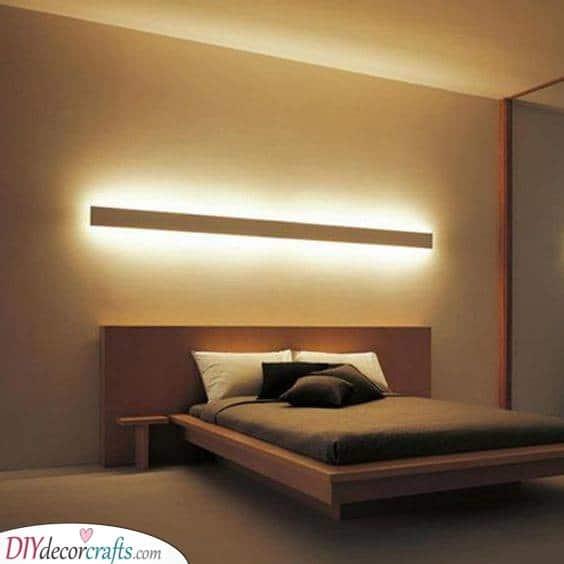 Beautiful Cove Lighting - Decorative Lights for Bedroom