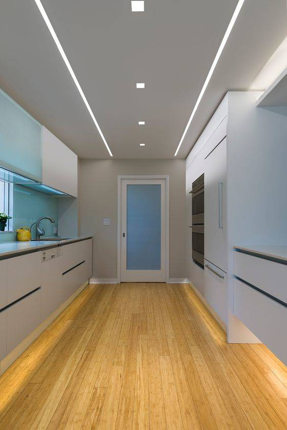 Unique and Creative - Interesting Kitchen Cabinet Lighting