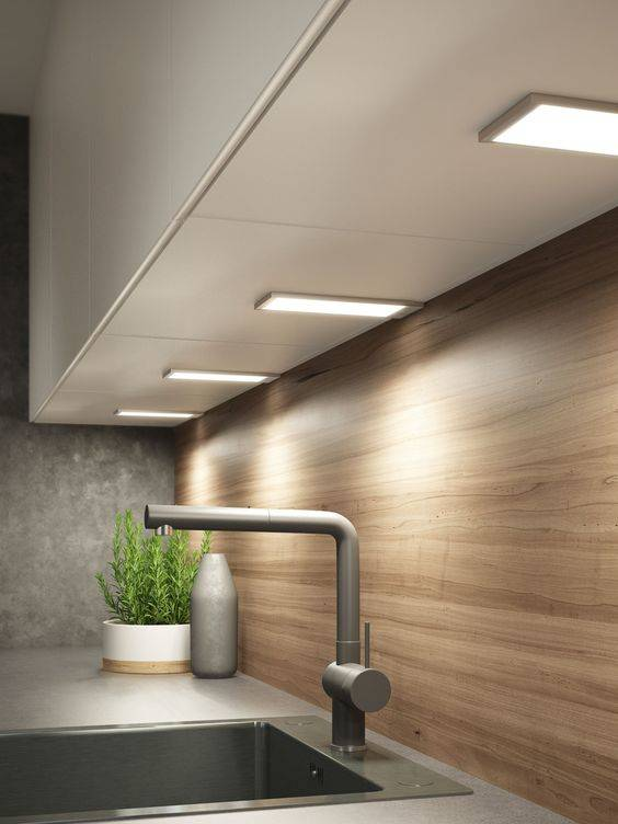Rectangular Led Lights - Best Under Cabinet Lighting