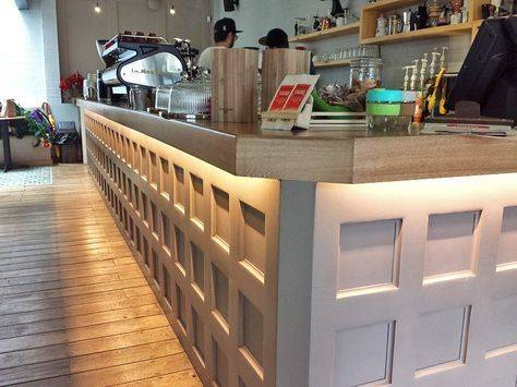 Under the Counter - Simple and Trendy