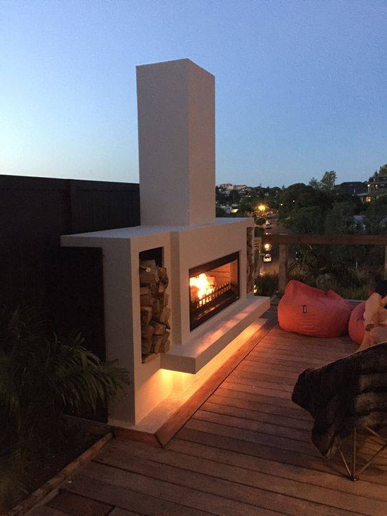 Inspiring and Gorgeous - Outdoor Fire Pits