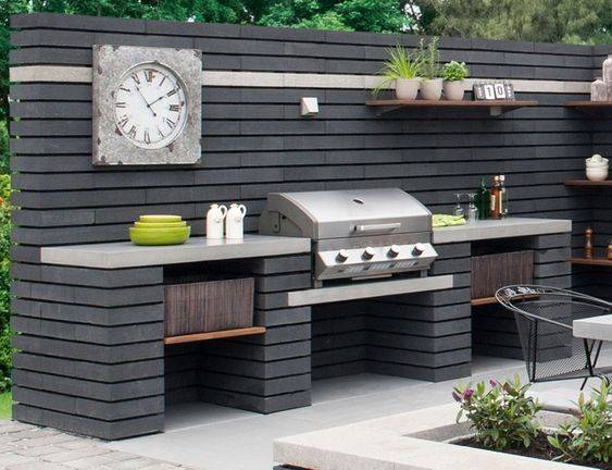 Build a Whole Kitchen - Perfect for Garden Parties