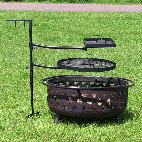 An Easy Solution - Outdoor BBQ Area Ideas