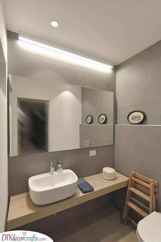 Easy with Led - Modern Bathroom Lighting