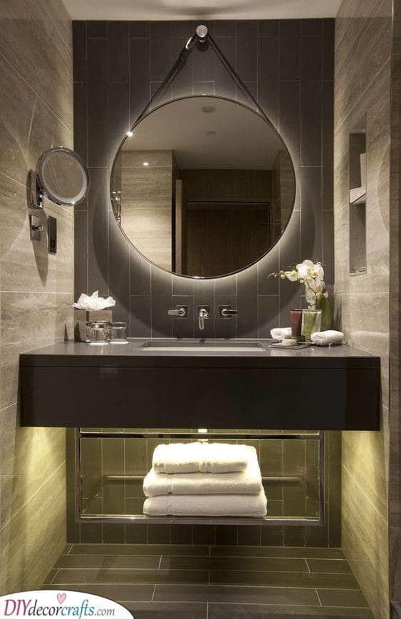 Lights for Your Cabinets - Best Lighting for Bathroom
