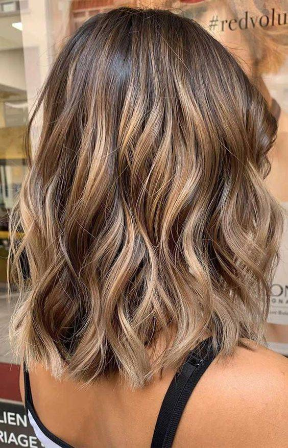 Hair Colour Ideas for Brunettes - Shades of Brown