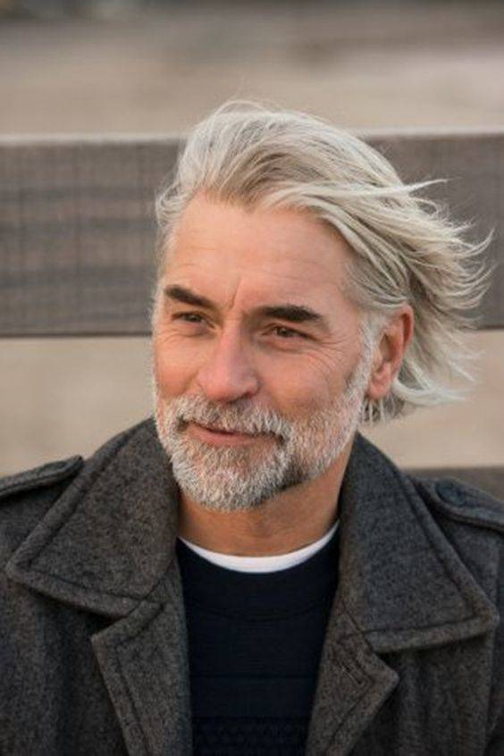 Old Man Haircut - Best Haircuts for Older Men