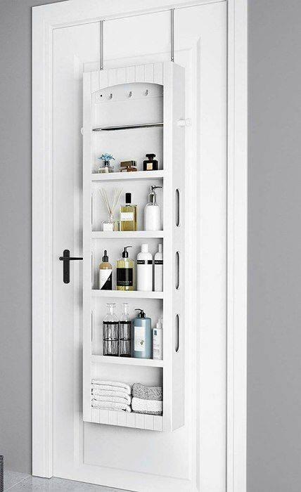 Small Bathroom Storage Spaces - Saving Space