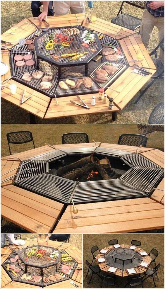 Outdoor Grill Ideas - Great for Summer Garden Parties