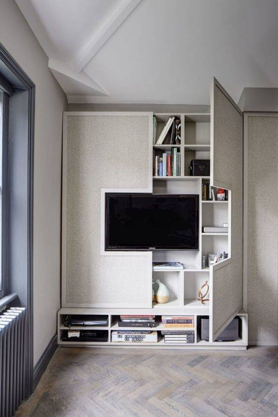 Small Bedroom Storage Ideas - On a Budget