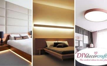 20 BEDROOM LIGHTING IDEAS - Gorgeous Bedroom Lighting Fixtures