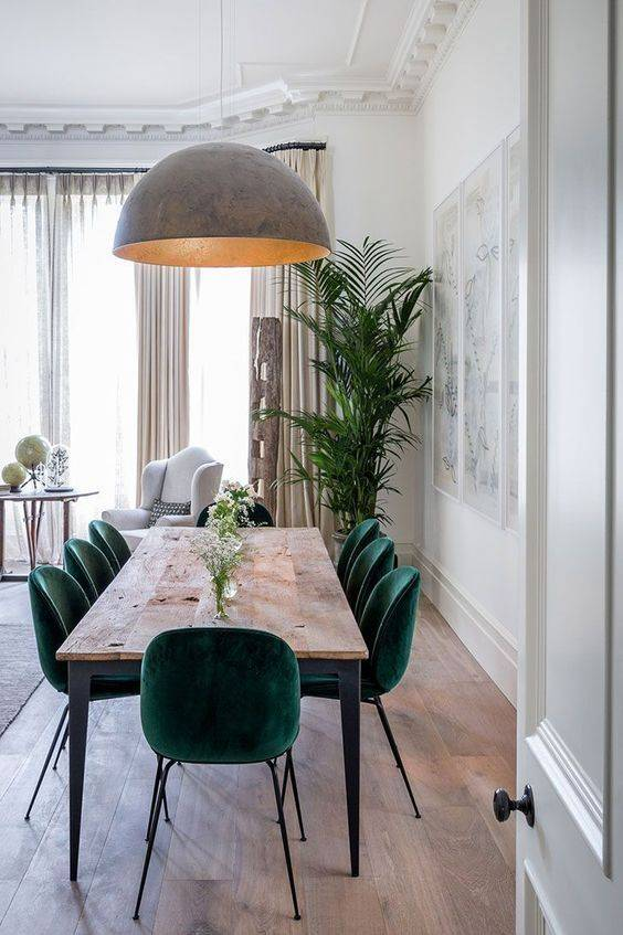 Green and Gorgeous - A Few Green Elements