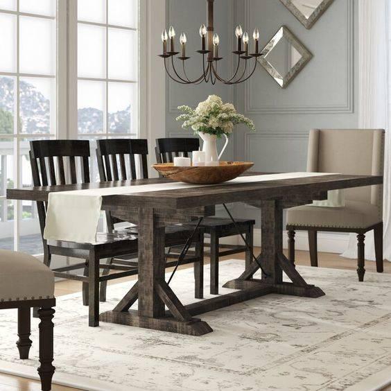 Simplistic and Elegant - Modern Dining Room Ideas