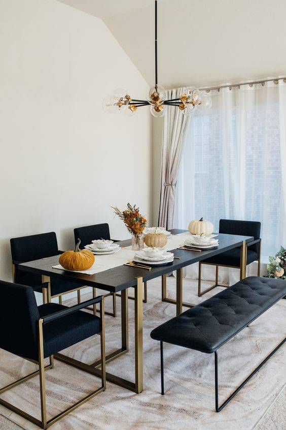 Minimalist and Chic - Create an Autumn Ambience