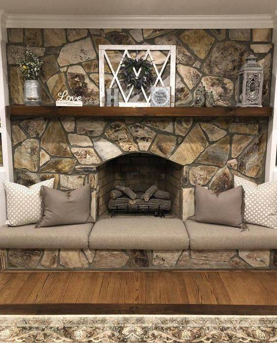 The Perfect Hearth - Fireplace Design Ideas
