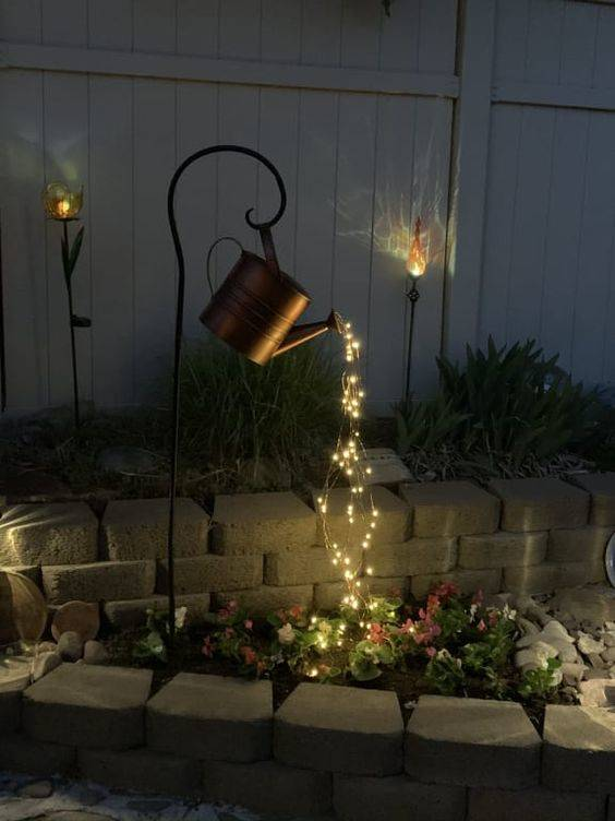 A Cute Idea - A Watering Can