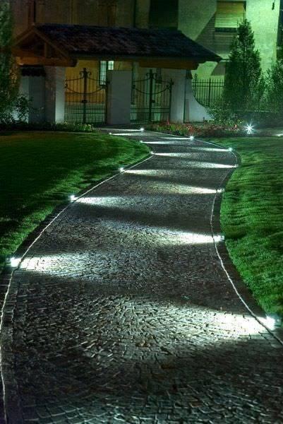Illuminate the Garden Path - Practical Garden Lighting Ideas