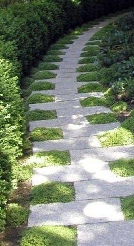 A Lovely Walk - Easy Garden Path Ideas