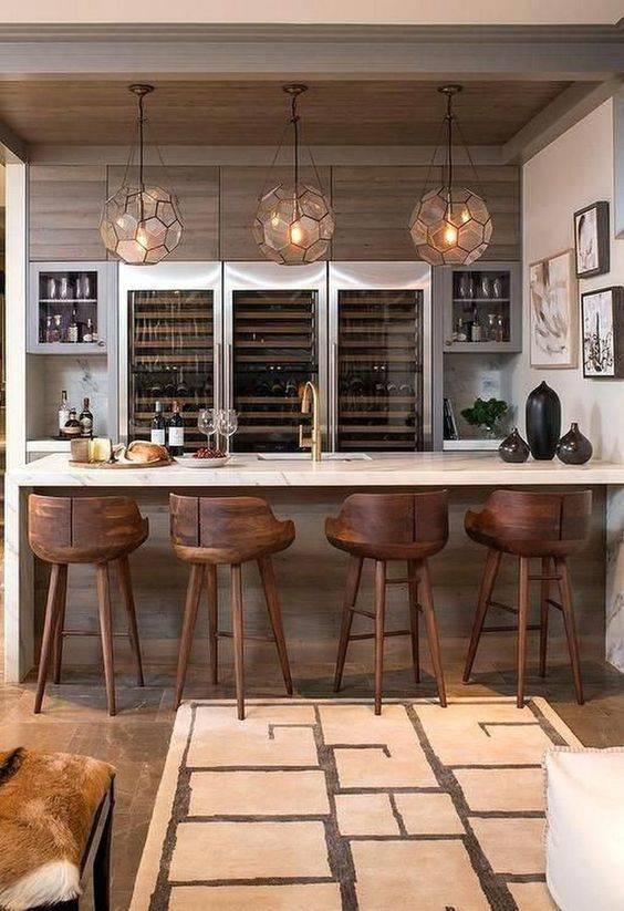 Matching Everything - Creating Harmony in Your Bar Area