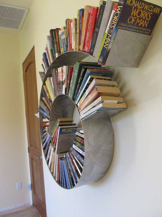 A Large Spiral - Original and Innovative