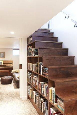 Underneath the Stairs - Practical and Simple