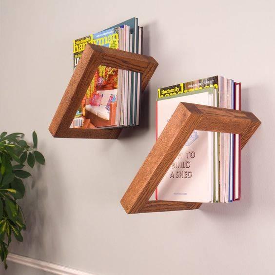 Fair and Square - Cool Bookshelf Designs