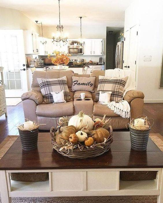 Around the Coffee Table - Easy and Effortless