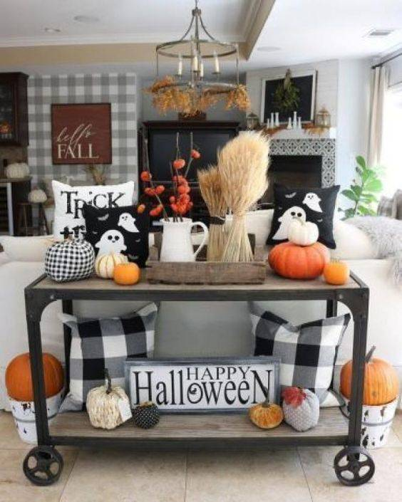 Trick or Treat - Halloween Is on the Way