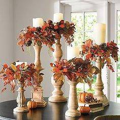 Decorating Candle Holders - Stylish and Stunning
