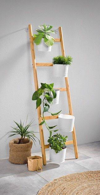 A Herb Ladder - Simplistic and Refined