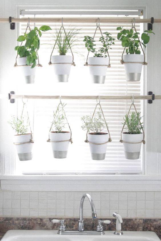 A Vertical Herb Garden - Always Fresh