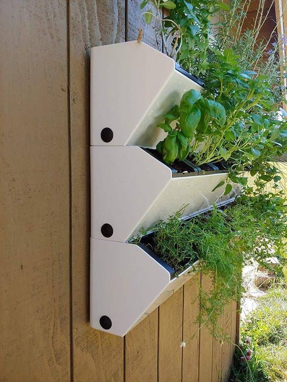 Find a Vertical Herb Planter - Herb Planters for Kitchen