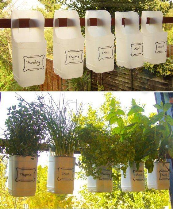 A Smart Planter - Herb Planters for Kitchen