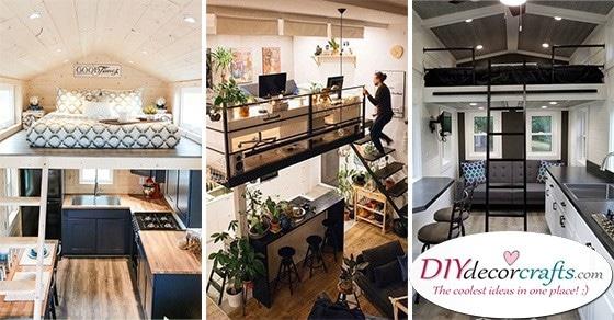 25 GALLERY LOFT DESIGNS - A Pick of Gallery Loft Ideas