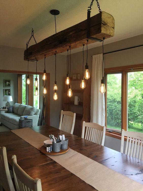 A Reclaimed Barn Beam - Stunning and Stylish