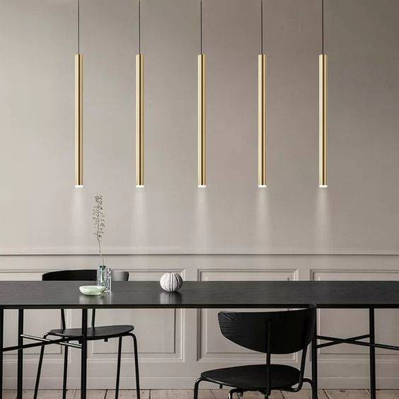Cylindrical Pendant Lights - Unique and Modern