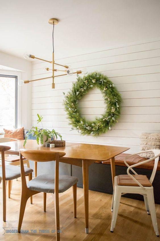 A Wonderful Wreath - For a Festive Vibe