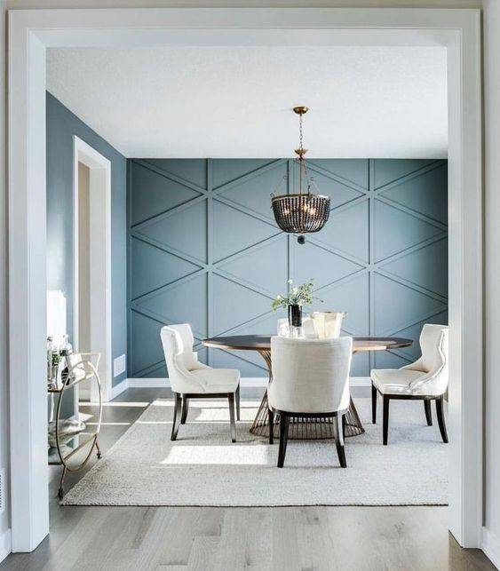 Stunning Wall Accents - Dining Room Wall Decor Ideas