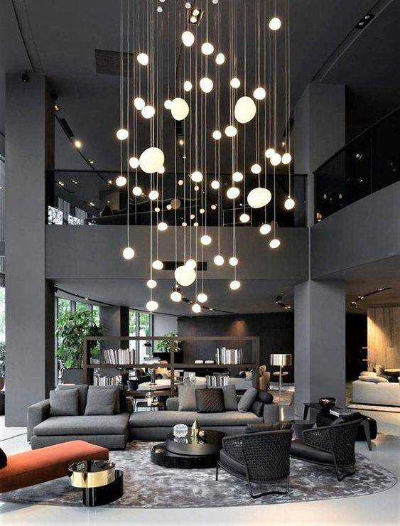 Floating Pendant Lights - Magical and Serene