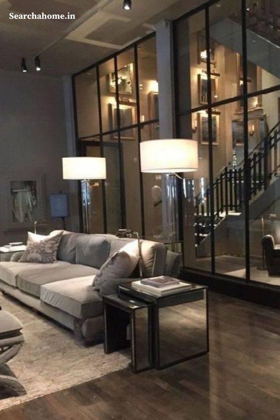 A Fantastic Combination - Floor Lamps and Spotlights