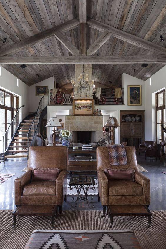 Amazing in Rustic - Gallery Loft Ideas