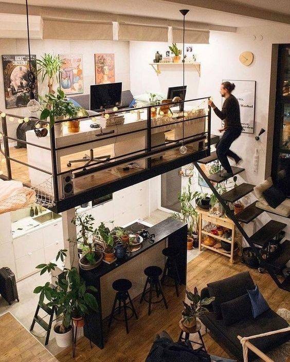 Decorating Your Loft - Your Personal Style