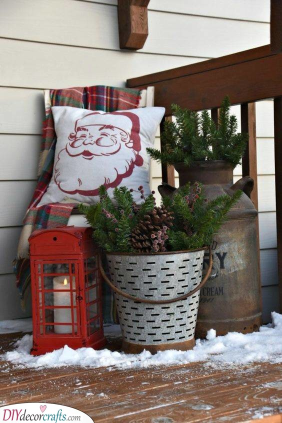 For Your Front Porch - Keeping It Simple