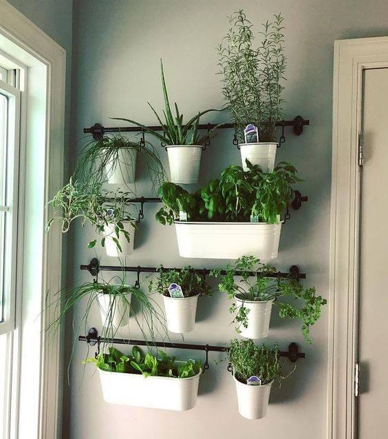 Indoor Herb Gardens - Best Herb Planters for Kitchens