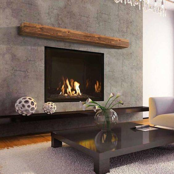 Fireplace Design Ideas - Living Room Ideas with Fireplaces