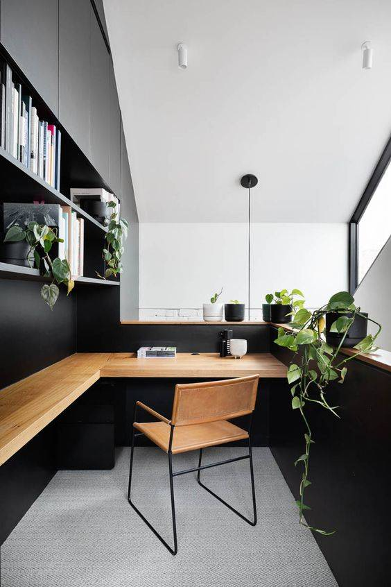 Modern Home Office Designs - Decorating a Small Office