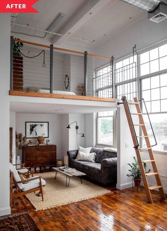 Gallery Loft Designs - Unique Gallery Loft Ideas