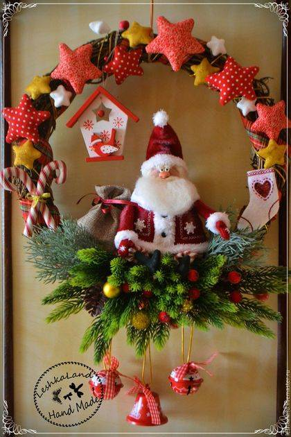 Homely and Handmade - A Christmas Atmosphere