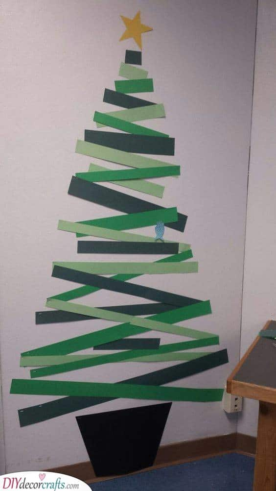 Strips of Paper - Cheap and Inventive